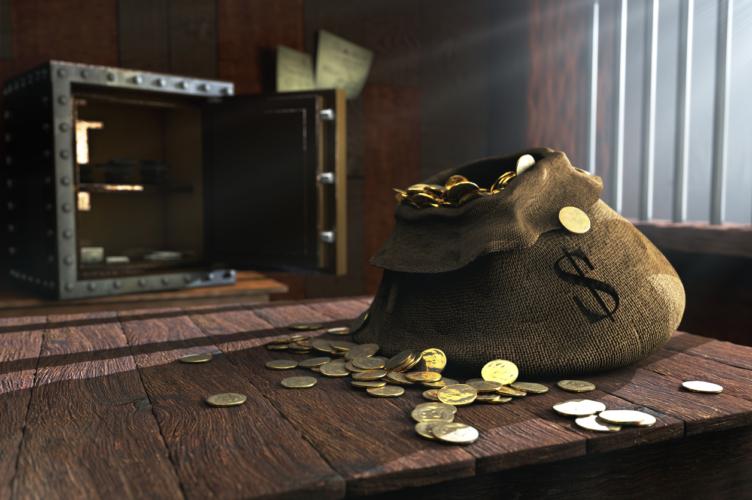 盗みすぎたんじゃね?580億円なんて