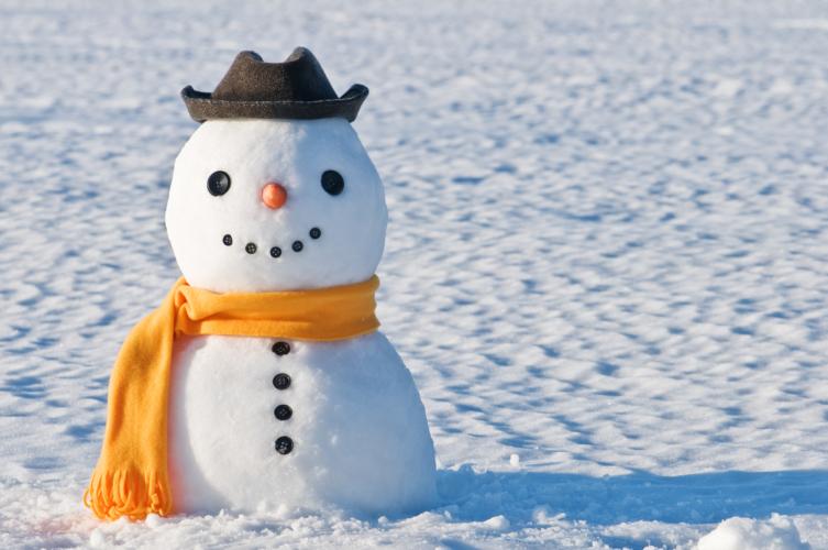 「雪か雨か微妙です」のフレーズにもっと注意を!