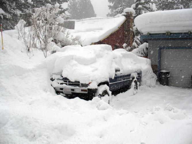 人ごとではない37年ぶりの北陸豪雪