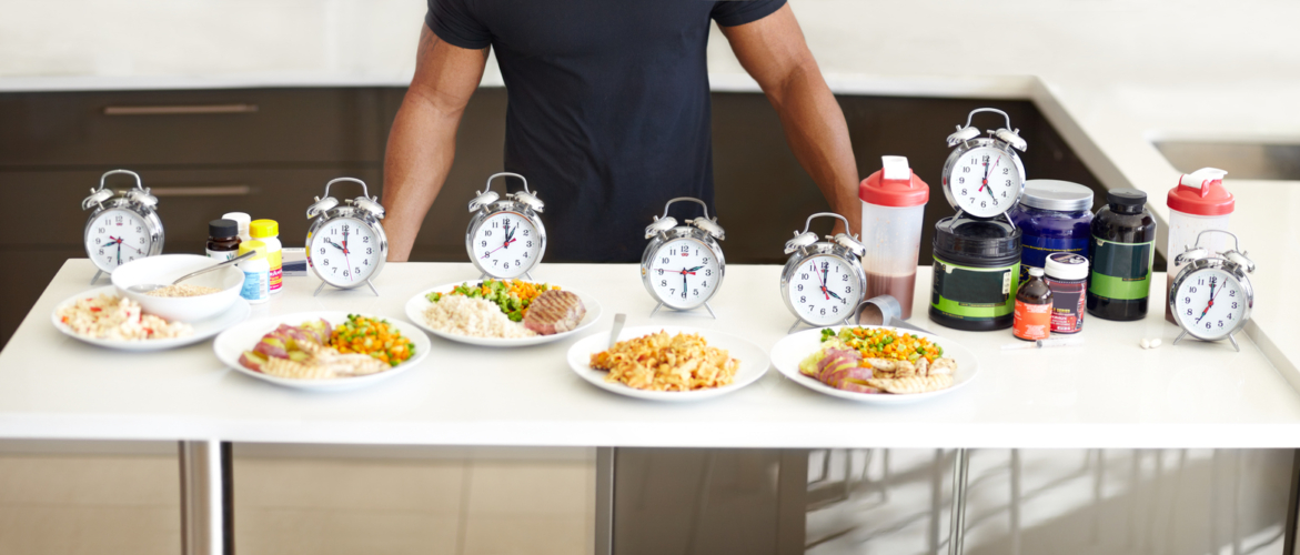 食事とトレーニングの頻度を変化させよう