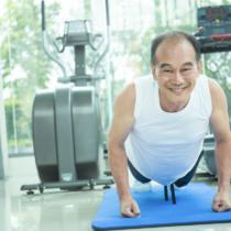 40代以上の筋トレは成長の維持が鍵を握る