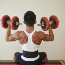 背筋トレーニングで意識すべき点とは
