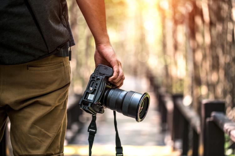 カメラはいくつになっても楽しむことができます。