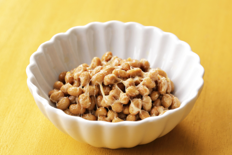 食物繊維は「消化し難い」物質ですから内臓の動きを後押ししてくれます。