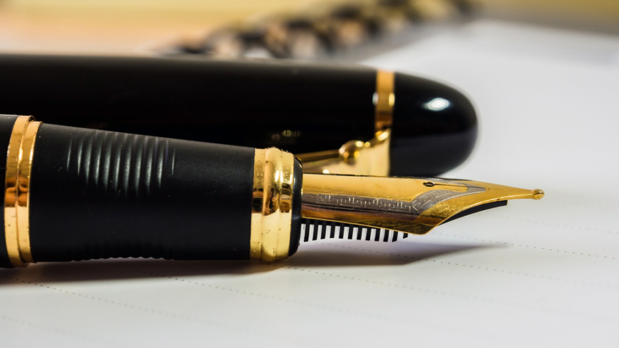 実力を発揮し続ける、実用品としての筆記具たち