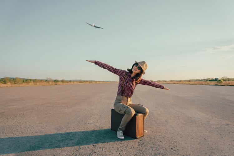 旅もひとり旅がいいと言うのは、女性から見てカッコいいのです。