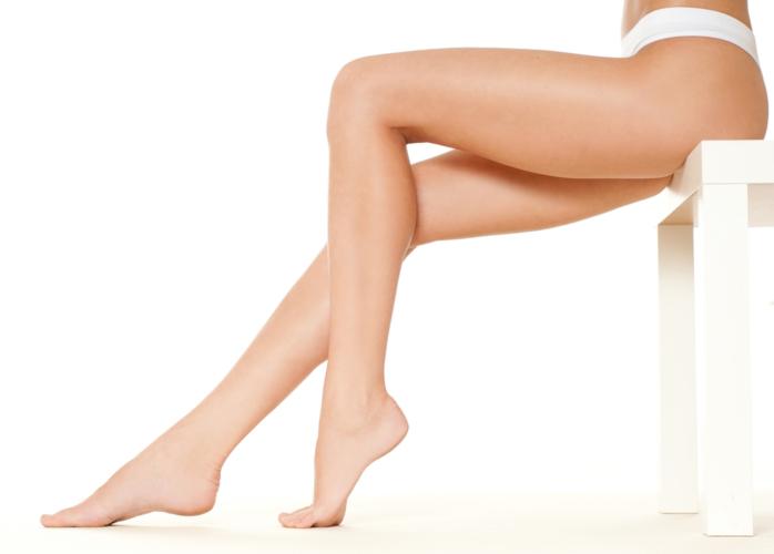 女性の足も全てが性感帯です