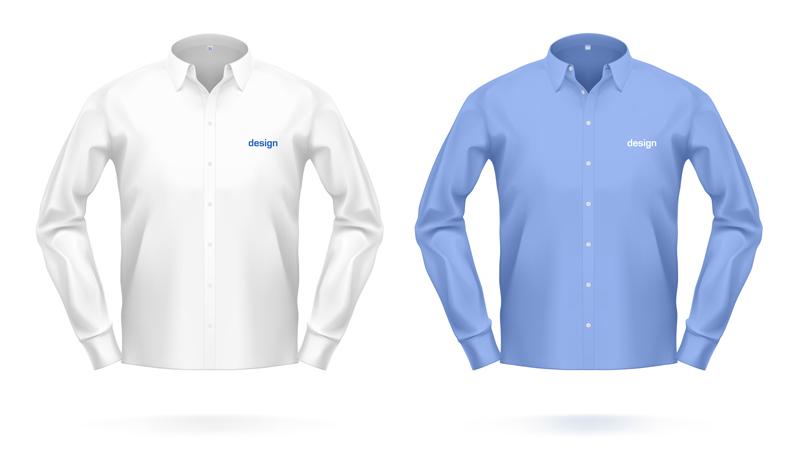 日本のビジネスシーンでは、スーツの下に着用するワイシャツの色は「白」が無難かつ基本となります。