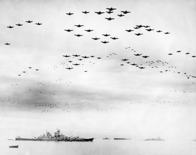第二次世界大戦開戦までの道のり