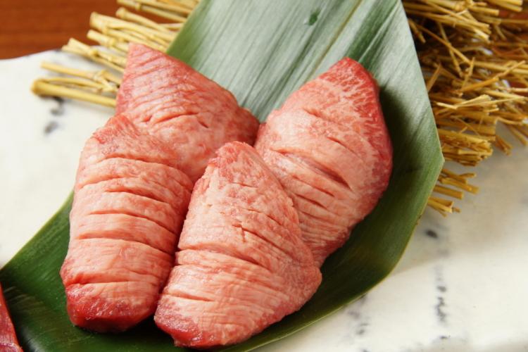 ただの赤身肉とは思えない赤身肉