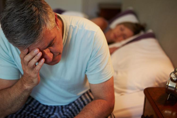 不眠解消の鍵はDHA