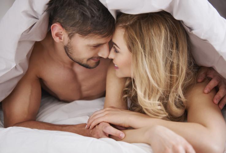 女性が男性に挿入を求める回数はせいぜい3回までと、そんなに多くはありません。