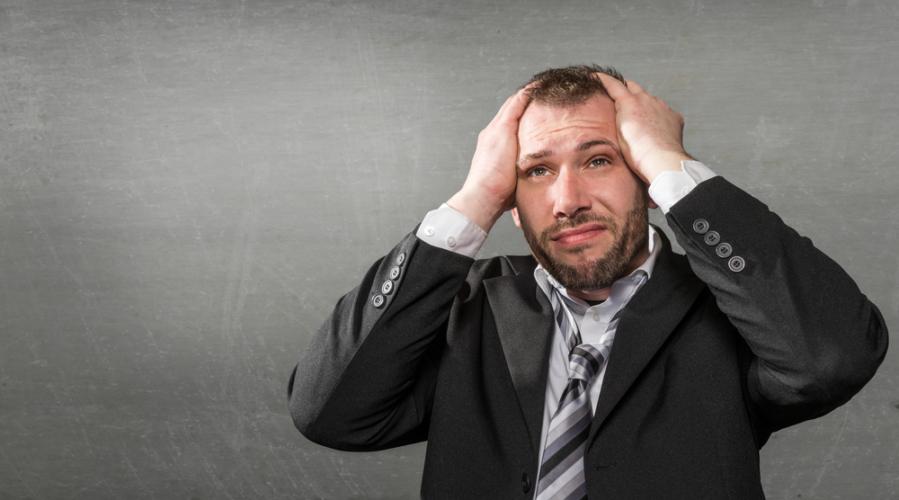 ストレスが小顔を阻む