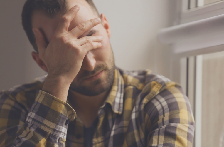 ストレスも薄毛の原因のひとつ