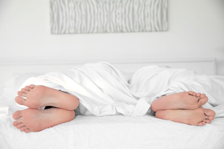 寝具を整備する