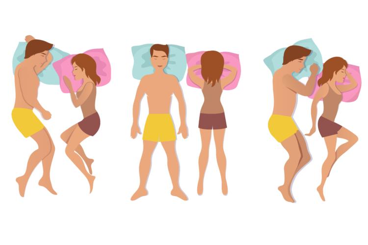 熱帯夜に女性と寝るのはかなりつらい