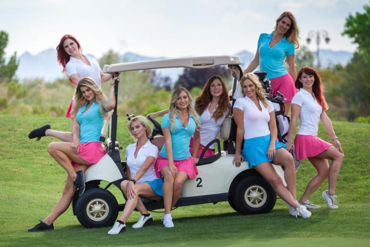 好みのゴルファーを見つける