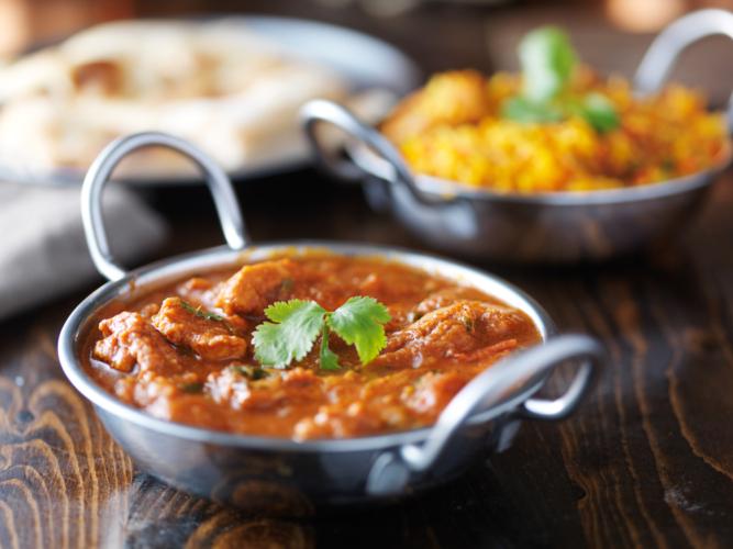 インド料理がオヤジに人気!