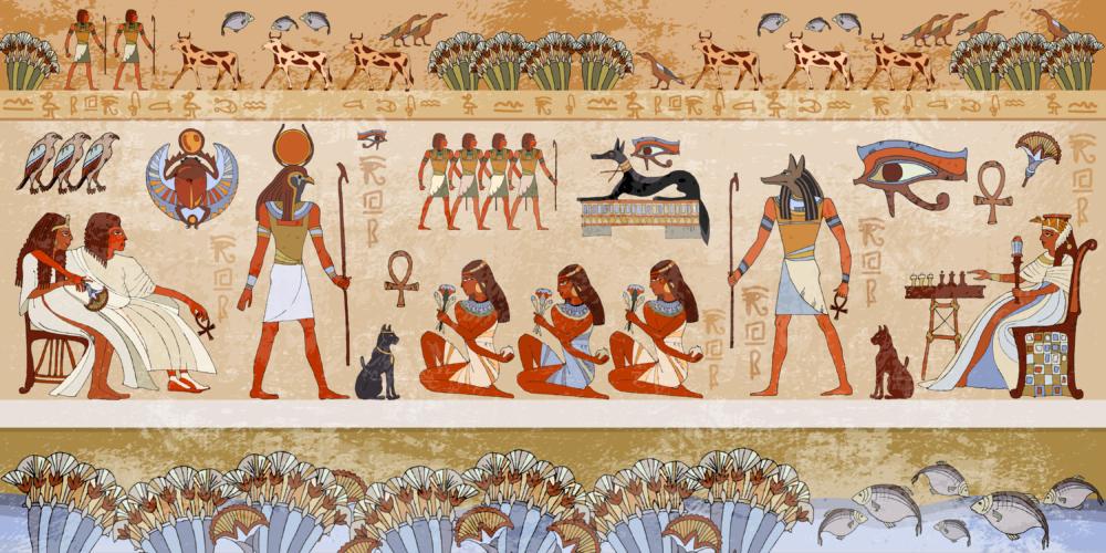 コンドームの原型を生み出した『紀元前エジプト』