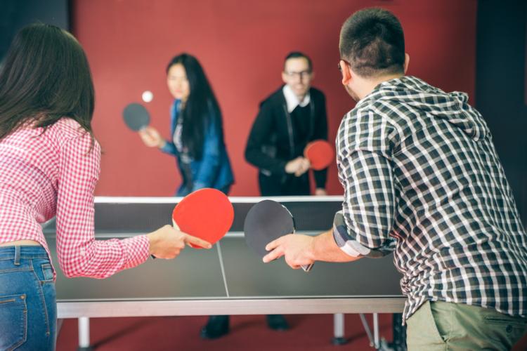 卓球が始まった起源は?