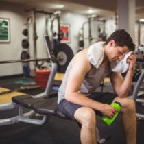 回復力強化で肉体改造をスピードアップ