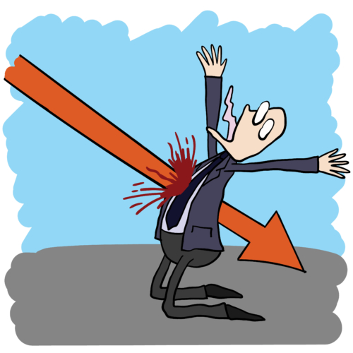 空売りは普通に株価の上昇を期待する投資とは違う特殊な手法