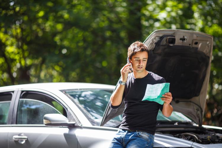 車両保険は使ったら保険等級が下がってしまうと思われている