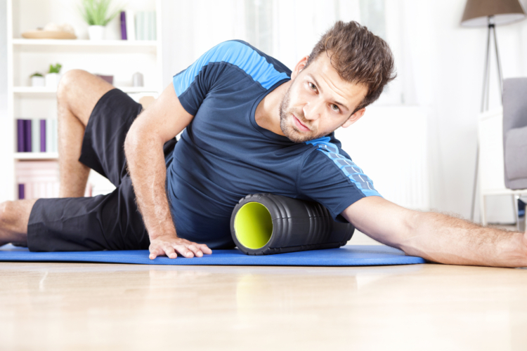 筋肉を鍛えつつ柔軟性を高める