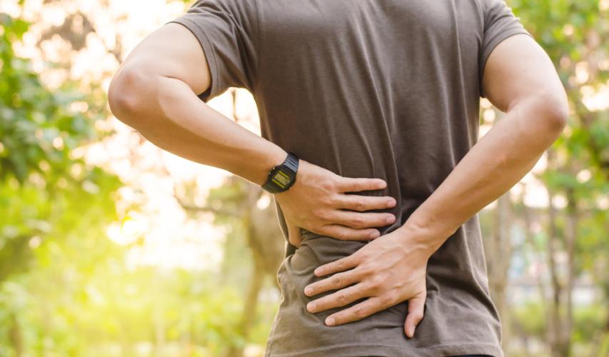 腰痛対策のオススメトレーニング