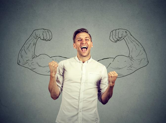 筋肉痛と筋発達には直接の関係は無い?