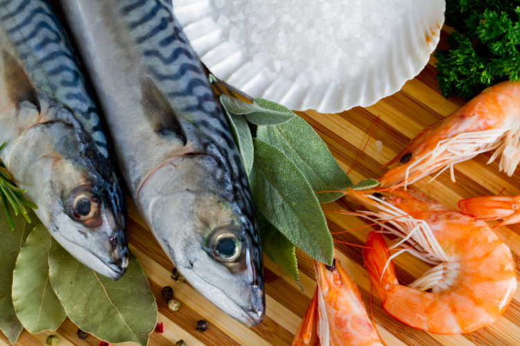 魚介類の摂取量を増やそう