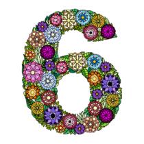 出目表を見ると、最近1から5までの数字はボコボコ出ているが、6から9までの数字に元気がない。