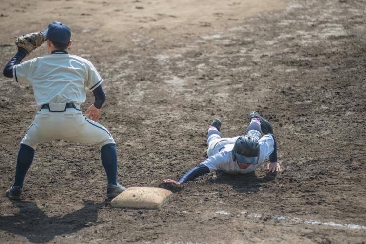 第1回全国中等学校優勝野球大会は豊中グラウンドで行われました