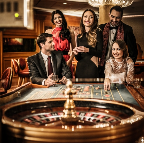 カジノが求める客層は主に外国人とされています。