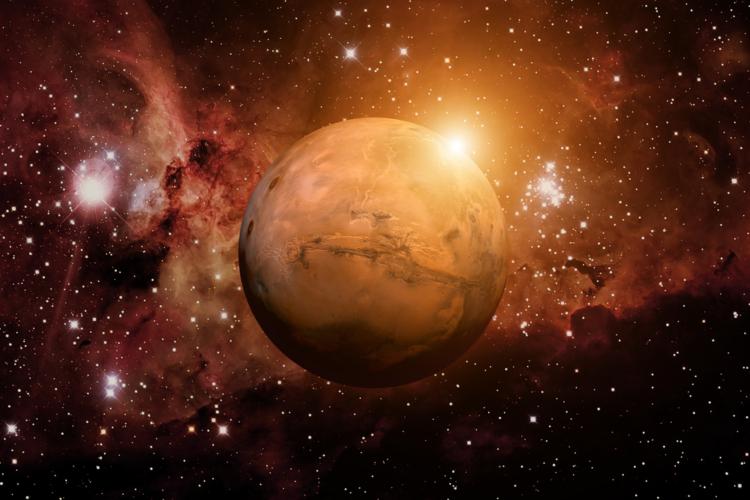米国の衛星や無人探査機によって撮影された火星の映像が、NASAのホームページ上で膨大な量が公開されています