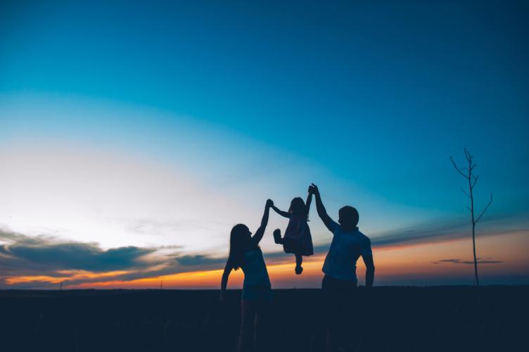 俺の人生はつまらなくなんかない、家族のいる幸せを、お前達に分けてやりたいぐらいさ