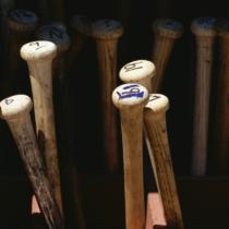 バットの大きさはある程度決められており、選手はその範囲から自分に合ったものを模索していくことになります。