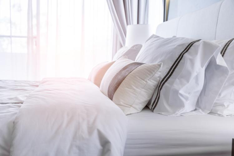 やわらかすぎる寝具も考え物