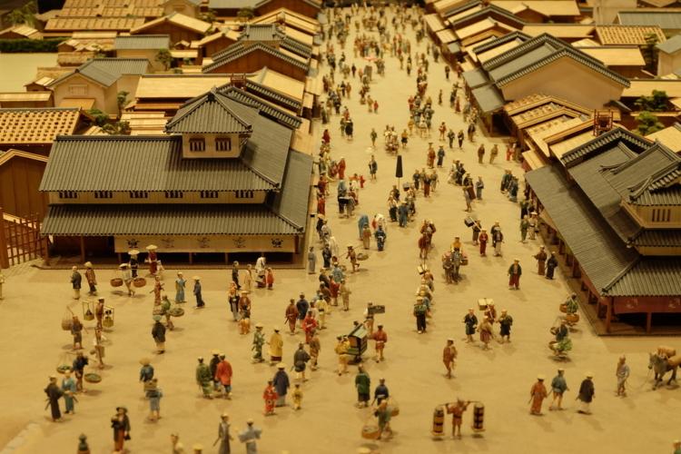 慶応4年の江戸城明け渡しとともに大奥は終焉を迎える
