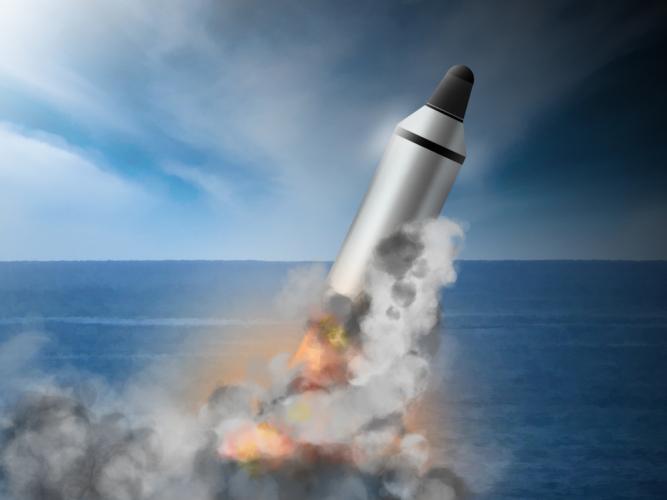 ミサイル発射を繰り返す周辺国