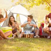 キャンプで婚活