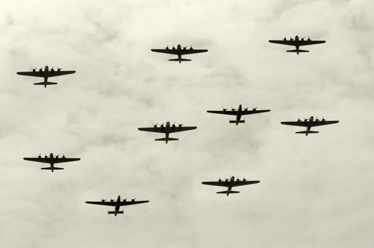8月15日以降の連合軍作戦予定