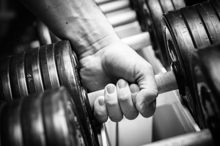 減量で失った筋肉はすぐ戻る