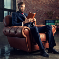 オヤジは流行りものでなく王道のビジネス書を読むべき