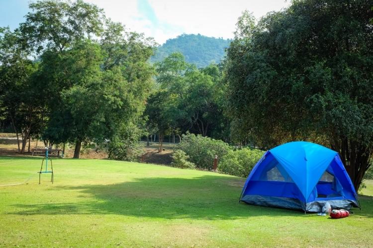 初めてのキャンプ