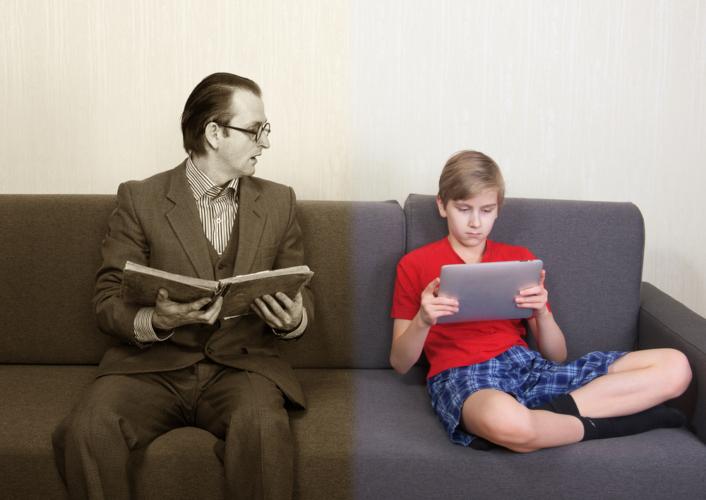 世代は常に交代している