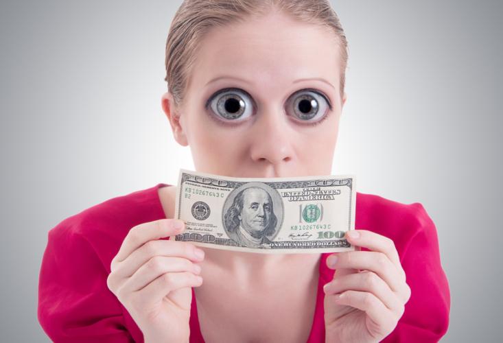 妻の知らない収入は隠すべき