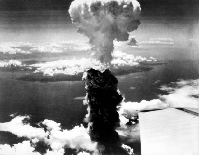 不幸な条件が揃ったのが広島と長崎だった