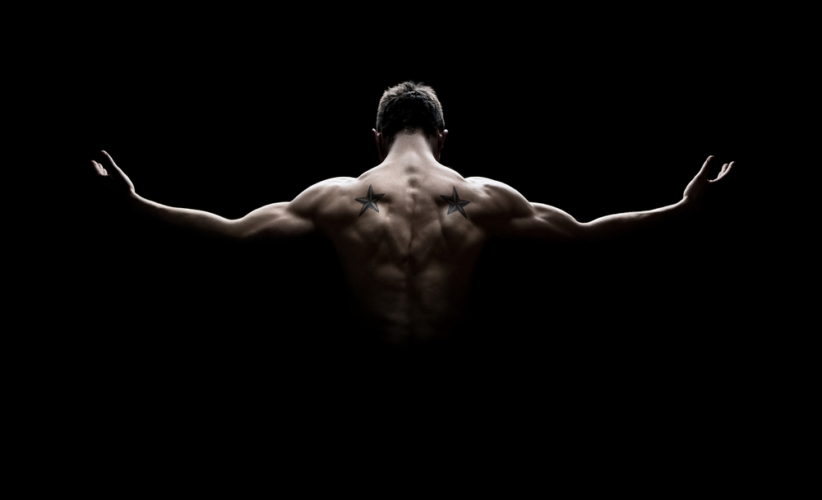最も「見た目」に影響を与える筋肉