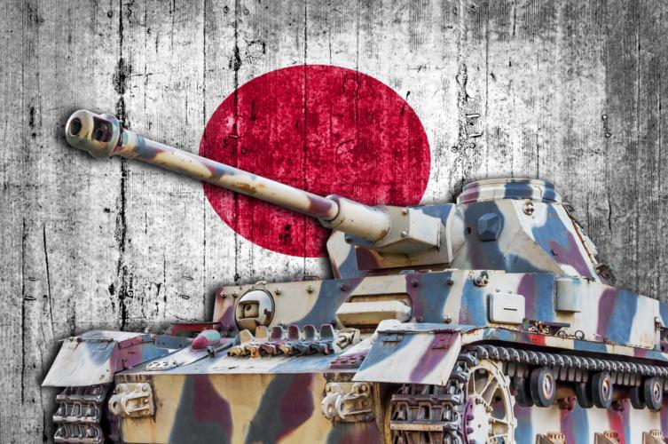 島国日本で戦車